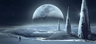 Mars vs moon