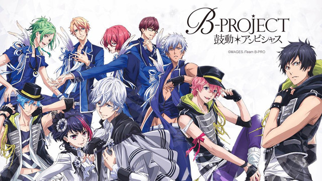 B-Project Kodou Ambitious Subtitle Indonesia