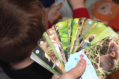 jeu de cartes éducatif