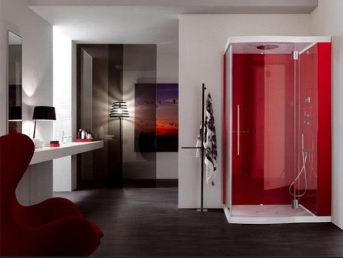 20 exemplos de design de chuveiro no banheiro