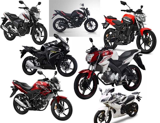 Inilah 5 Motor Sport 150 cc Paling Diminati Di Indonesia