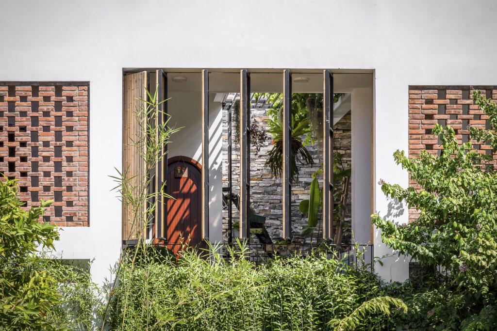 Ngôi nhà 125m2 đẹp như resort