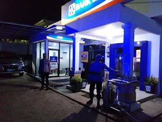 Personil Polsek Anggeraja Melaksanakan Patroli Blue Light Dalam Rangka Memantau Situasi kamtibmas