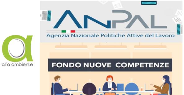 ANPAL - Fondo Nuove Competenze
