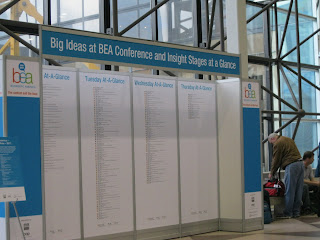 BEA 2010, Javits Convention Center, NYC (www.3rsblog,.com)