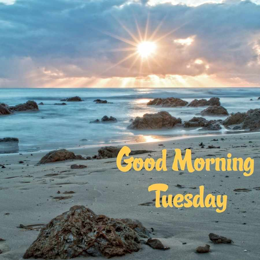 tuesday good morning pic