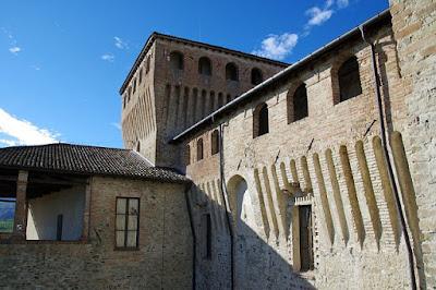 Castello torrechiara Rutger Hauer ladyhawke