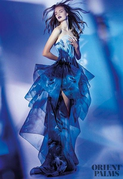 Blanka Matragi Fashion Illustration