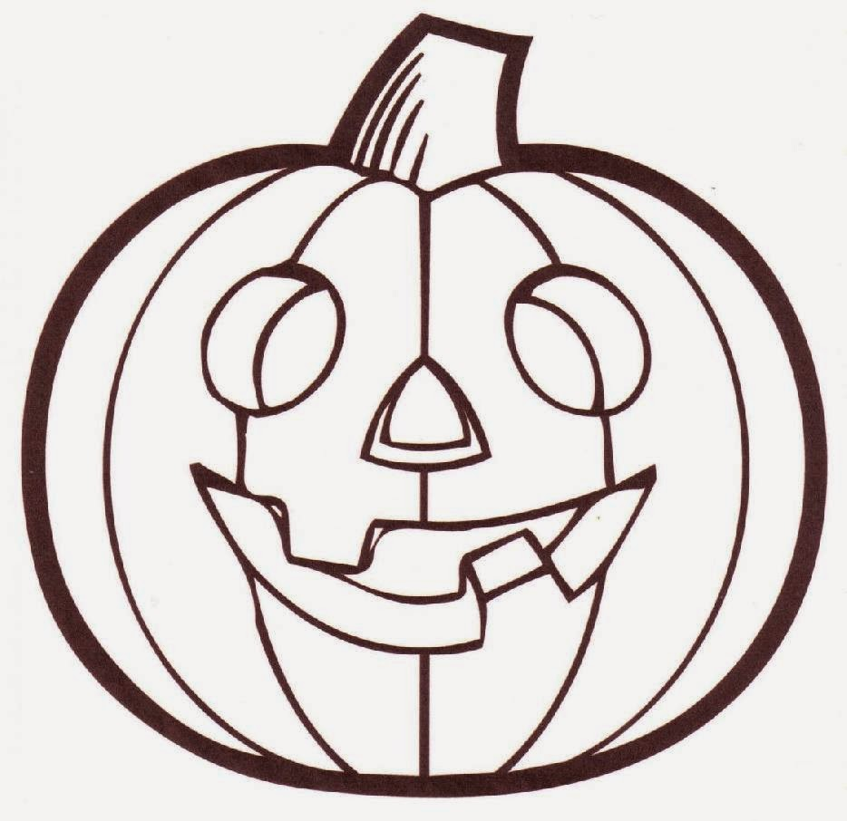 pumpkin pictures to color free coloring pictures