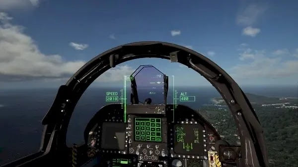 Best Flight Simulator Games PC Ace Combat 7