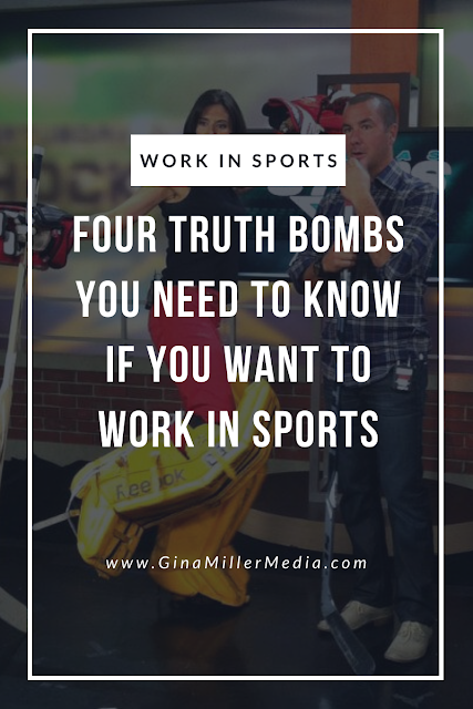 What you need to know if you want to work in sports