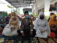 Kisah Saepul Bahri, Pria NTT Nikahi 2 Pacar Sekaligus di Tengah Pandemi Corona