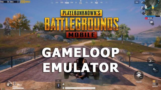 PUBG Mobile PC Gameloop Hack Menü - ESP Aimbot Hileli