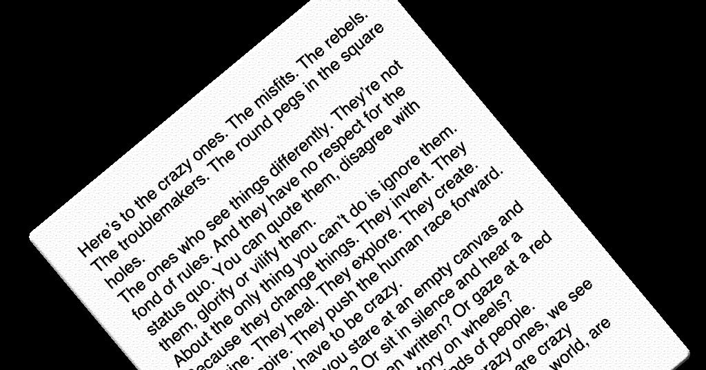 Mac Journal: iWrite