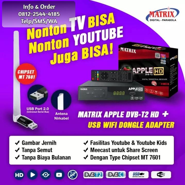 tv digital Bambang Lipuro Bantul Yogyakarta