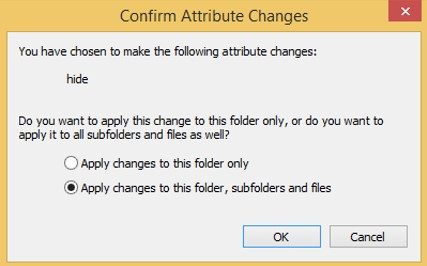 Cara Menyembunyikan File di Laptop Tanpa Aplikasi dan Tetap Aman