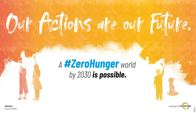 THE THEME OF WORLD FOOD DAY 2020?