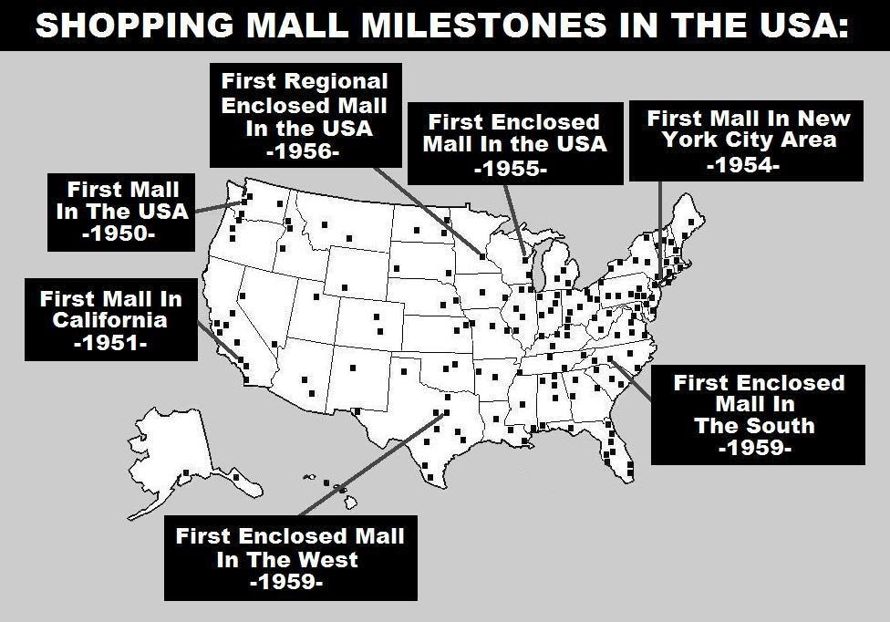MALL HALL OF FAME Cherry Hill Mall Map on