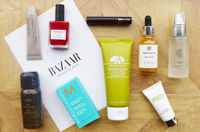 Latest In Beauty X Harper's Bazaar Beauty Box