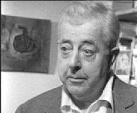 """Jacques Prévert en 1961 dans le film """"Mon frère Jacques"""" par Pierre Prévert"""