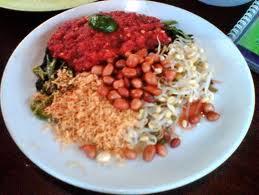 Pelecing, makanan khas Lombok Indonesia