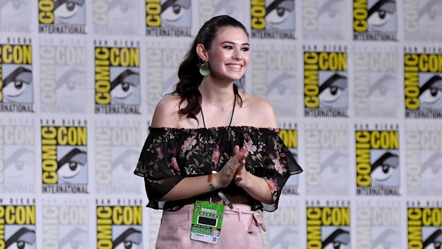 Nicole Maines on being TV's first trans superhero: 'I'm nervous because I want to do It right'