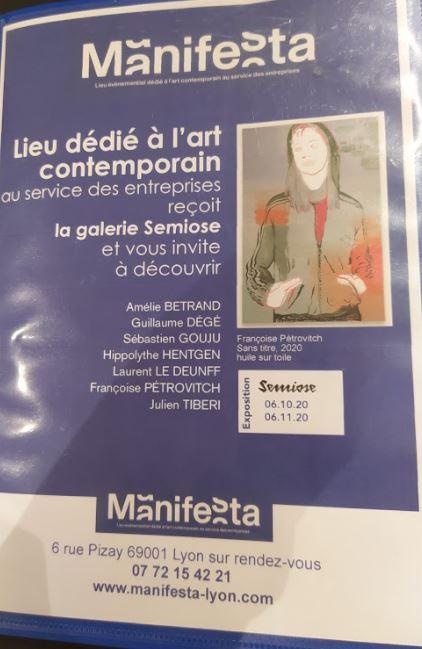manisfesta galerie Lyon