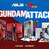 ASUS Announces Its Limited Edition Gundam Collection