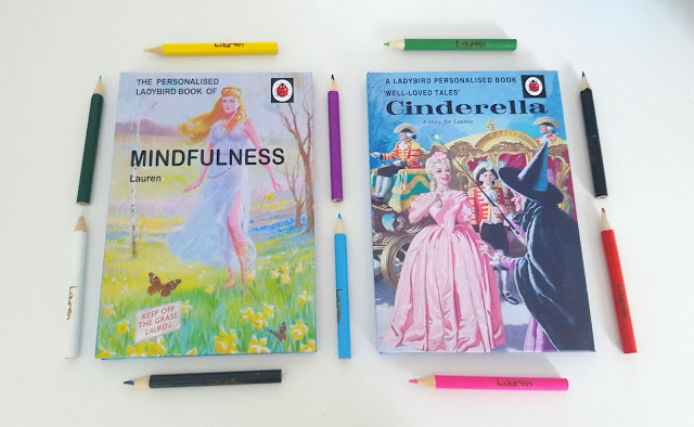 Personalised Ladybird Books from I Just Love It