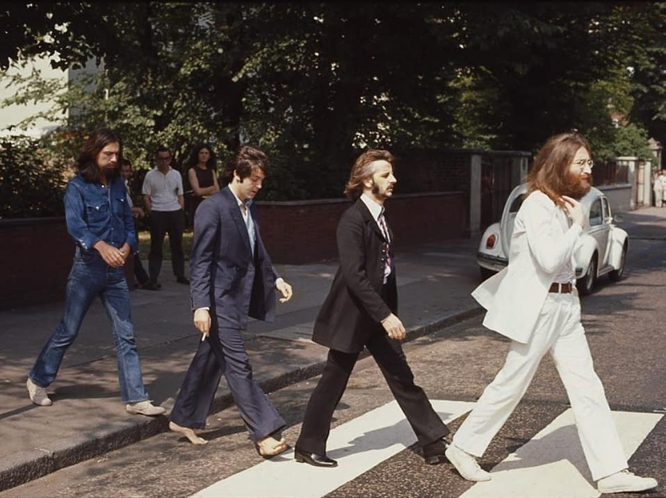 Paul On The Run The Message The Beatles Were Sending On The Abbey Road Album Cover