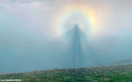 Невероятный «ангел в небе» попал на камеру