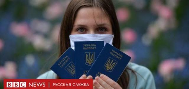 Украинцам, желающим работать за рубежом