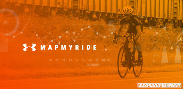 MapMyRide GPS Cycling Riding النسخة كاملة