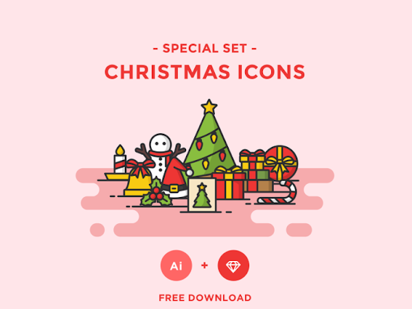 Download Christmas Icons Special Set Free