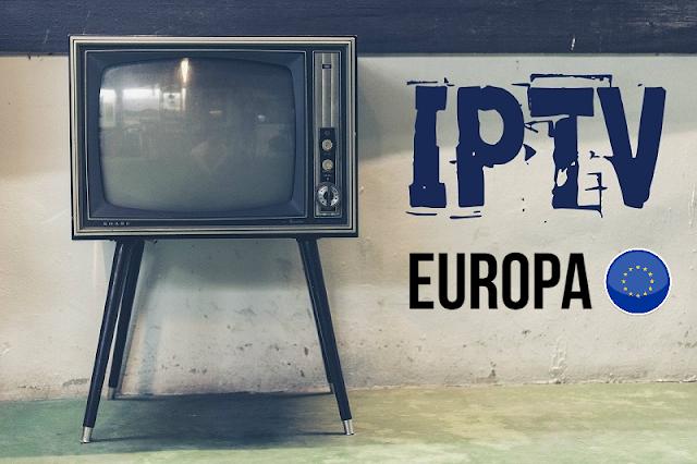 IPTV Canales Europa en abierto