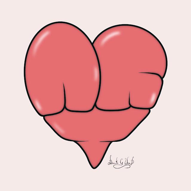 heart art design logo graphic pretty love lover