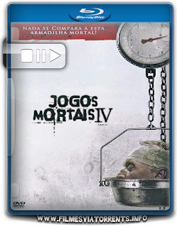 Jogos Mortais 4 Torrent - BluRay Rip 720p Legendado