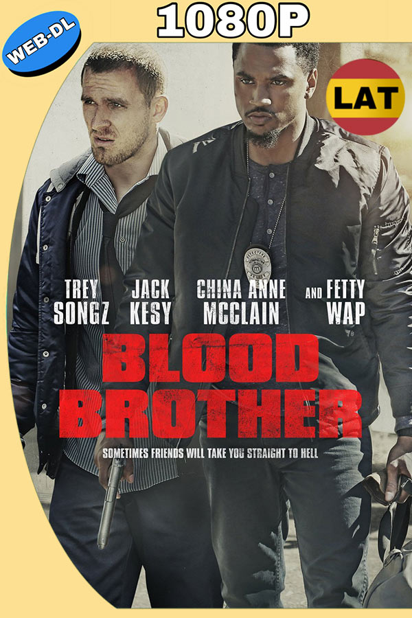 Blood Brother (2018) HD 1080p Latino