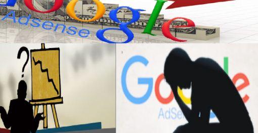 Penghasilan AdSense Blogger Menurun Akibat Corona