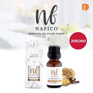 Nafico Essential Oil Fix My Tummy