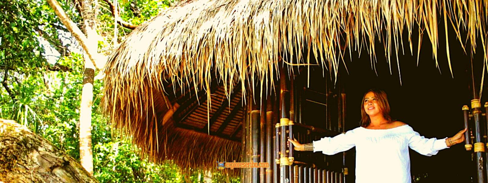 fasilitas penginapan Nikki Resort Ujung Kulon Batik Room