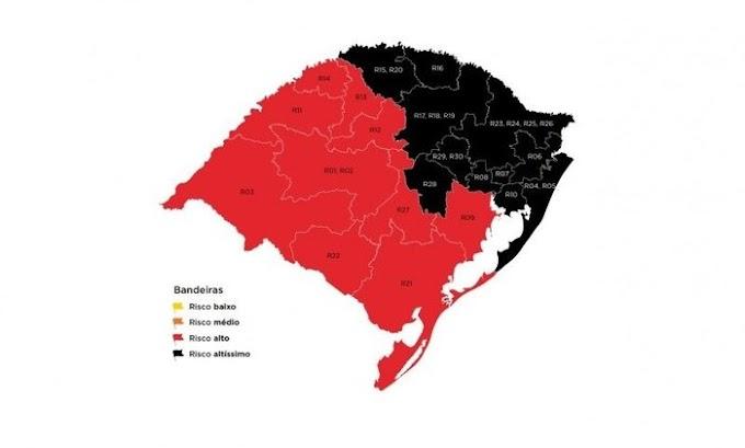 Covid-19: Porto Alegre tem três hospitais fechados, enquanto Leite e imprensa gritam que pode faltar leito