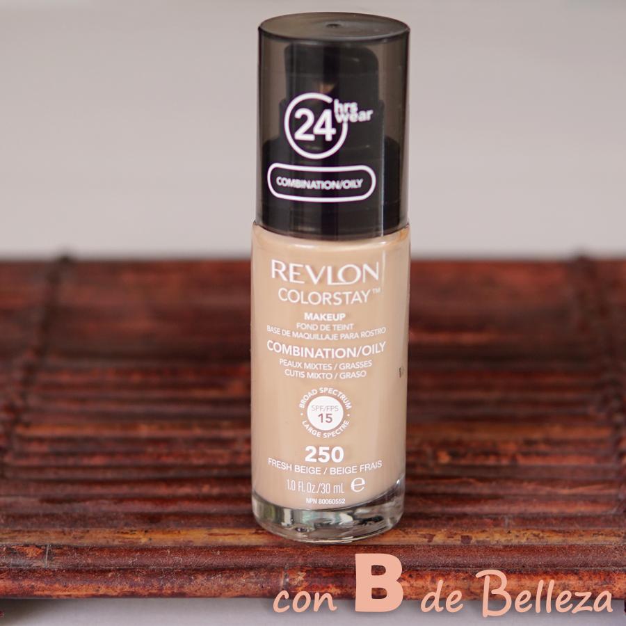 Base de maquillaje Revlon Colorstay