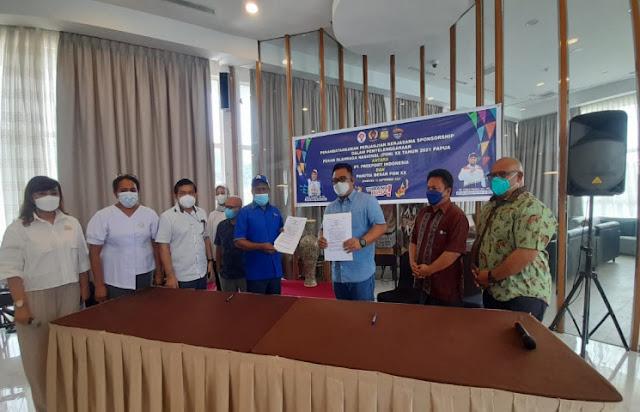 Sumbang Rp15 Miliar, PT Freeport Indonesia Jadi Sponsor PON XX Papua 2021.lelemuku.com.jpg