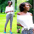 Milly Onyaye - Best African Fashion blogger