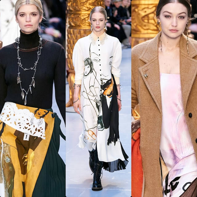 Chloe Fall-Winter 2020-2021 Paris by RUNWAY MAGAZINE