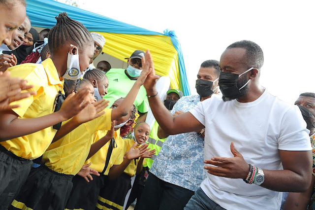 Mombasa governor Hassan Joho photo