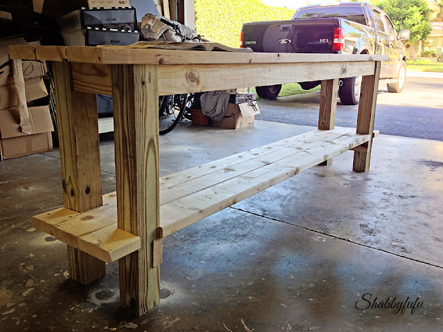 farmhouse table building instructions