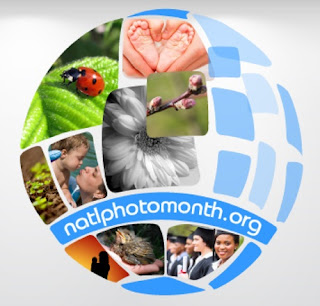 national photography month logo