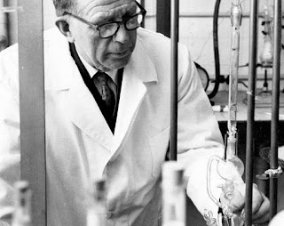 Artturi Ilmari Virtanen (Ahli Kimia Penerima Nobel Kimia 1945)